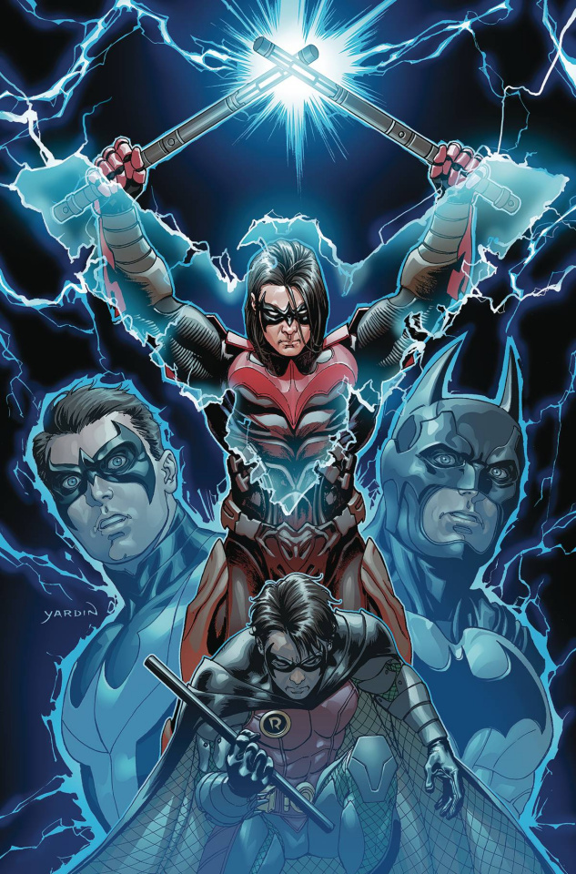 Injustice: Gods Among Us, Year Five #7