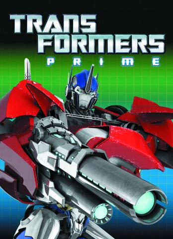 Transformers Prime: Season 2 Vol. 1