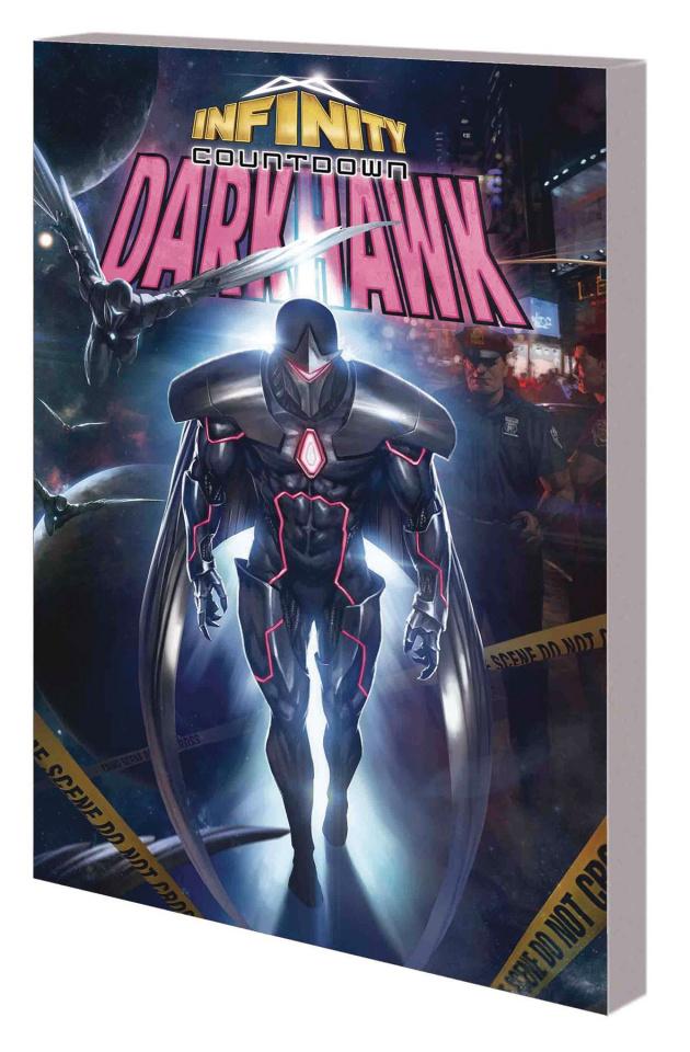 Infinity Countdown: Darkhawk