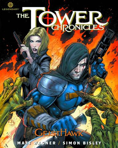 The Tower Chronicles Vol. 4: GeistHawk