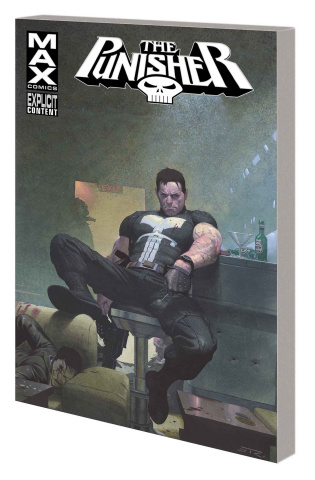 The Punisher Max Complete Collection Vol. 6