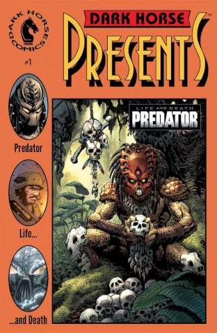 Predator: Life and Death #1 (30th Anniversary Warner Cover)