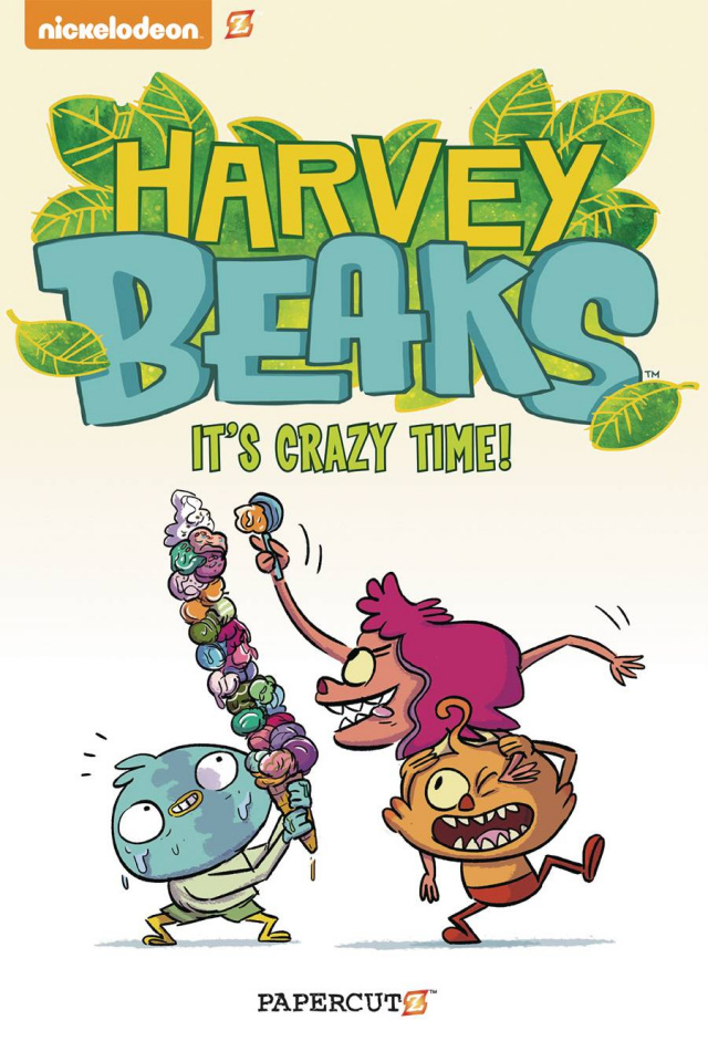 Harvey Beaks Vol. 2: It's Crazy Time