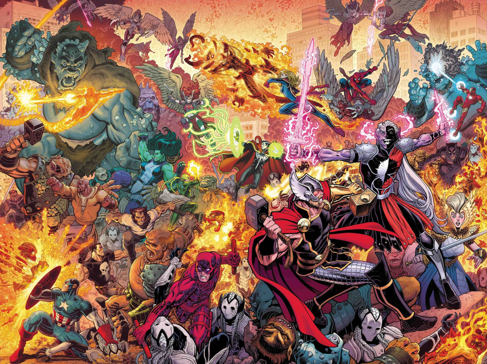 The War of the Realms #2