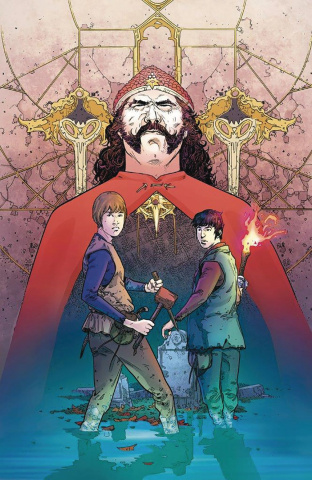 The Brothers Dracul #1 (Colak Cover)
