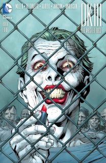 Dark Knight III: The Master Race #4 (Lee Cover)