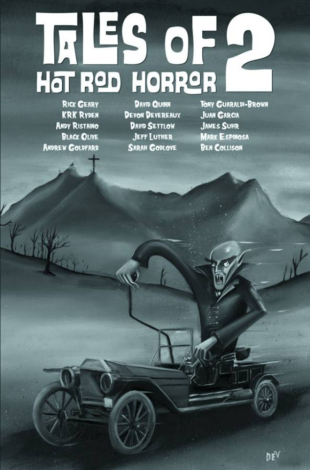 Tales of Hot Rod Horror Vol. 2