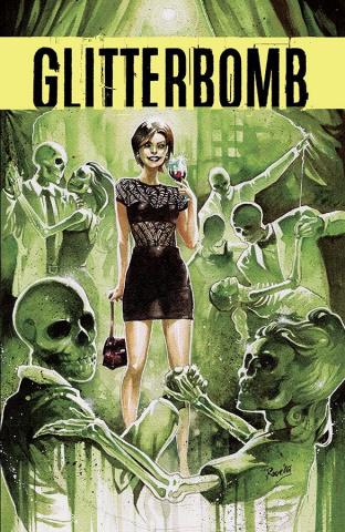 Glitterbomb #4 (Jameus Cover)