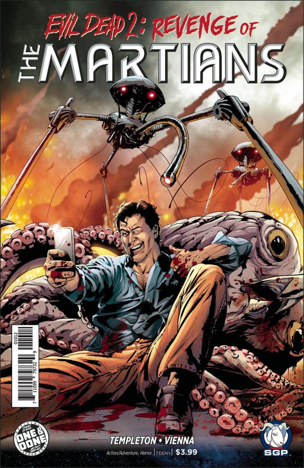 Evil Dead 2: Revenge of the Martians
