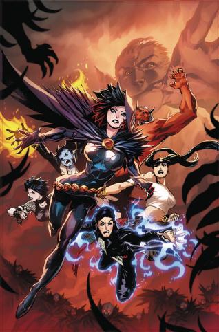 Raven: Daughter of Darkness Vol. 2