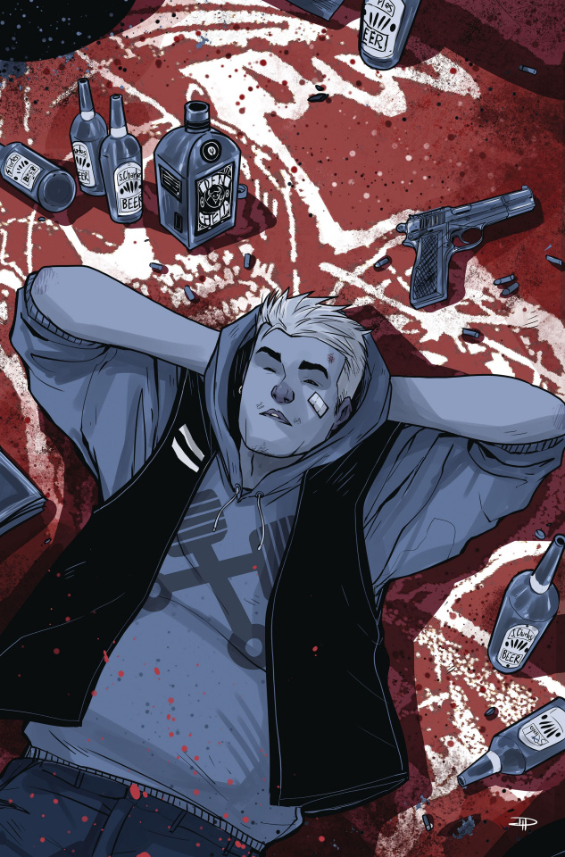Sons of Anarchy: Redwood Original #7 (Subscription Medri Cover)