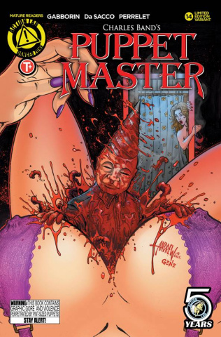 Puppet Master #14 (Kill Cover)