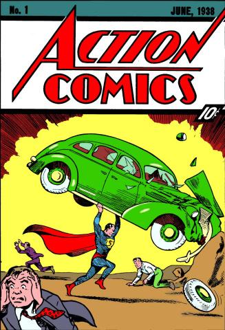 Superman: The Golden Age Vol. 1