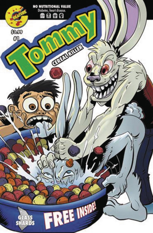Tommy: Cereal Killer #1 (2nd Printing)