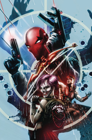 Red Hood / Arsenal Vol. 2: Devil's Daughter