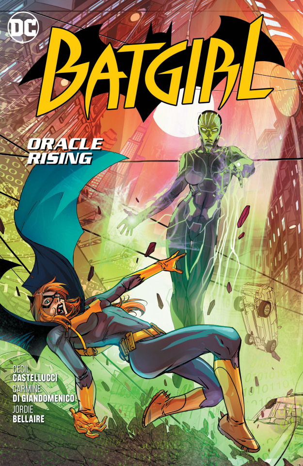 Batgirl Vol. 7: Oracle Rising