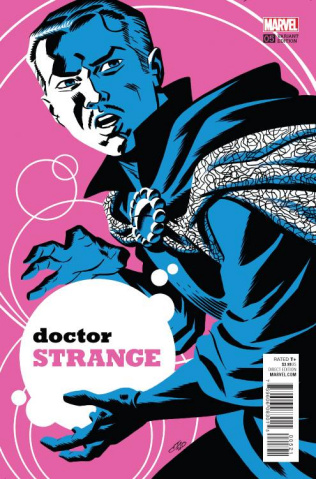 Doctor Strange #5 (Cho Cover)