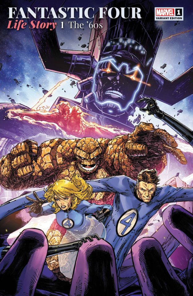 Fantastic Four: Life Story #1 (Booth Cover)