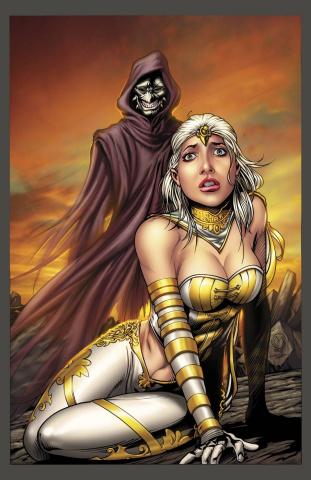 Grimm Fairy Tales: Wonderland #33 (Mychaels Cover)