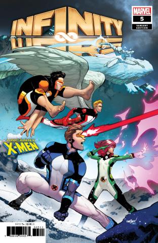 Infinity Wars #5 (Marquez Uncanny X-Men Cover)