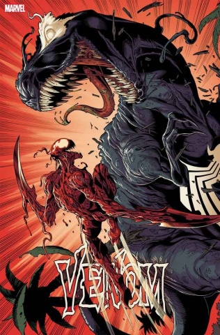 Venom #25 (Bagley 3rd Printing)