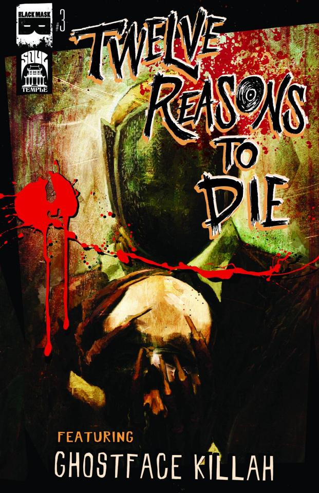 12 Reasons To Die #3