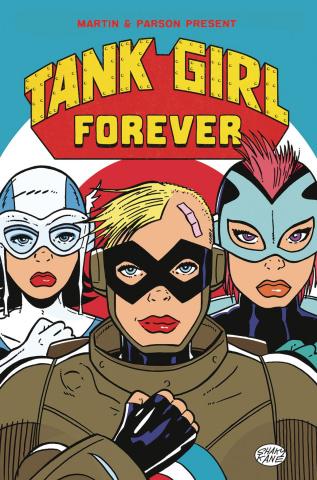 Tank Girl #6 (Kane Cover)
