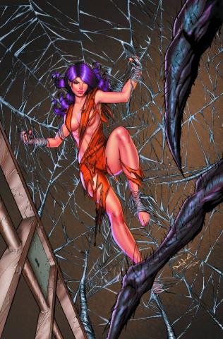 Grimm Fairy Tales #80 (Qualano Cover)