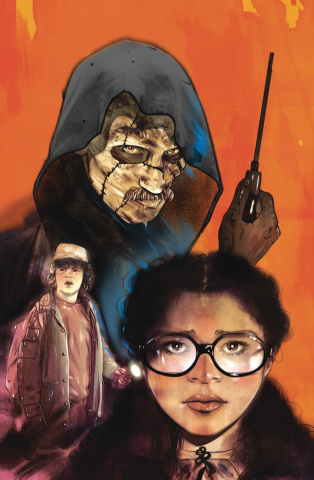 Stranger Things: Science Camp #2 (Allen Cover)