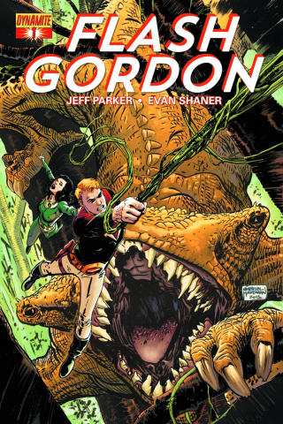 Flash Gordon #1 (Hardman Cover)