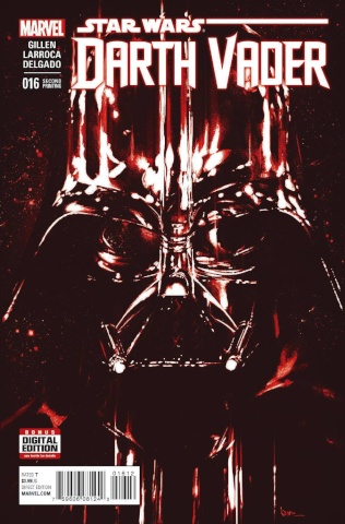 Darth Vader #16 (Andrews 2nd Printing)