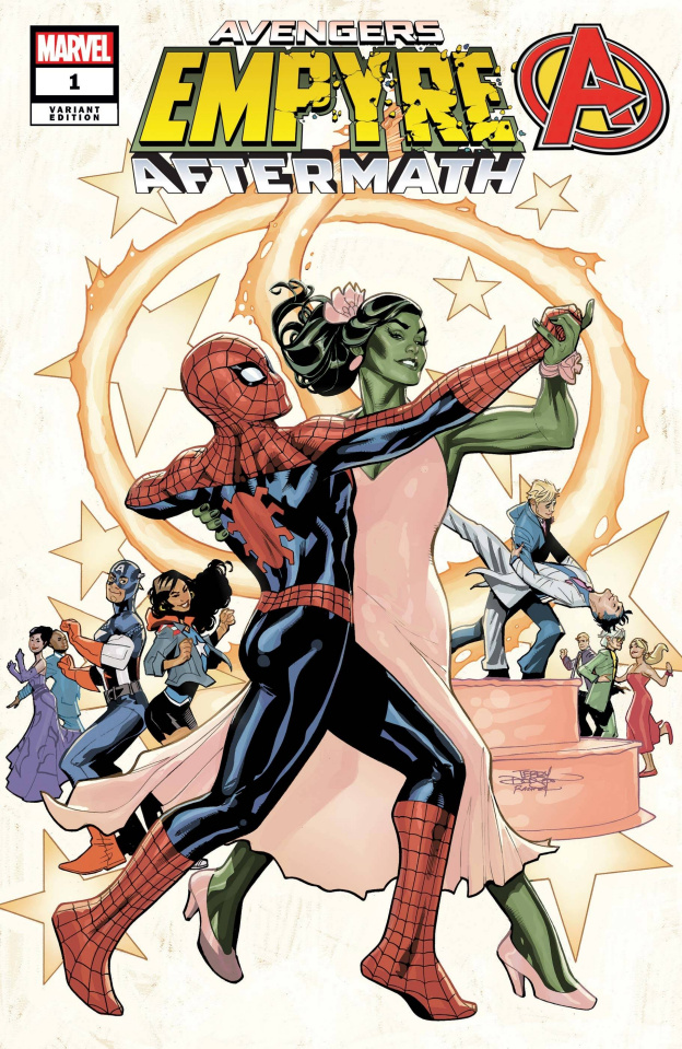Empyre Aftermath: Avengers #1 (Dodson Cover)