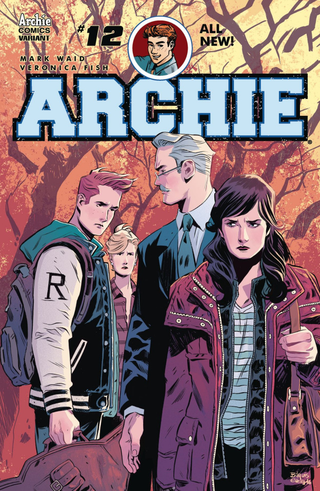 Archie #12 (Bilquis Evely Cover)