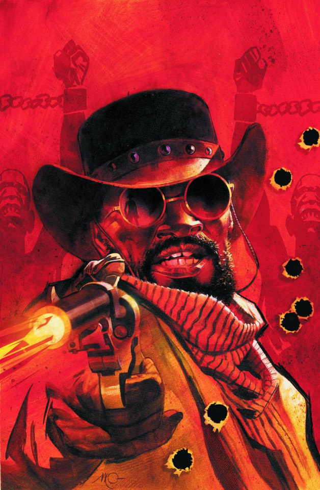 Django Unchained #3 (March Cover)