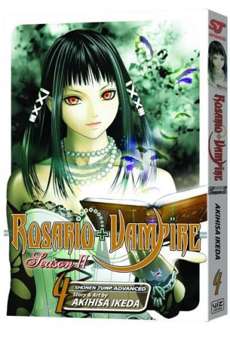 Rosario + Vampire: Season II Vol. 4