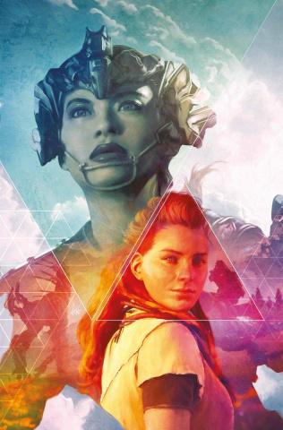 Horizon: Zero Dawn #1 (Artgerm Alloy Virgin 25 Copy Cover)