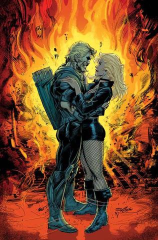 Green Arrow #5 (Variant Cover)