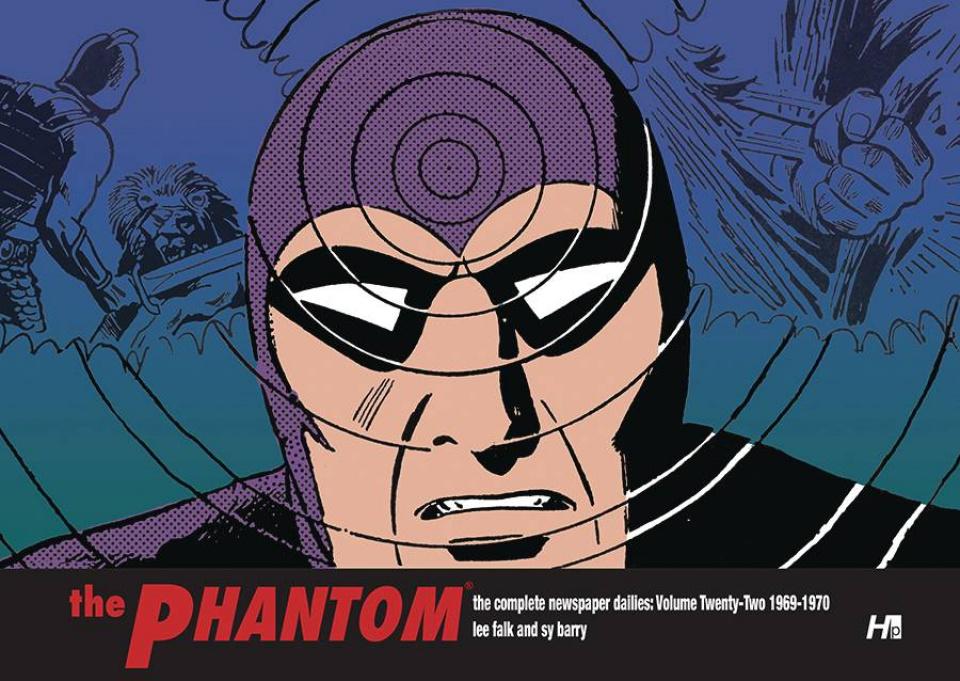 The Phantom: The Complete Dailies Vol. 22: 1968-1970