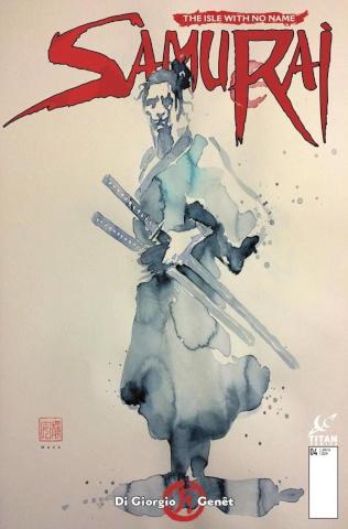 Samurai #4 (Mack Cover)