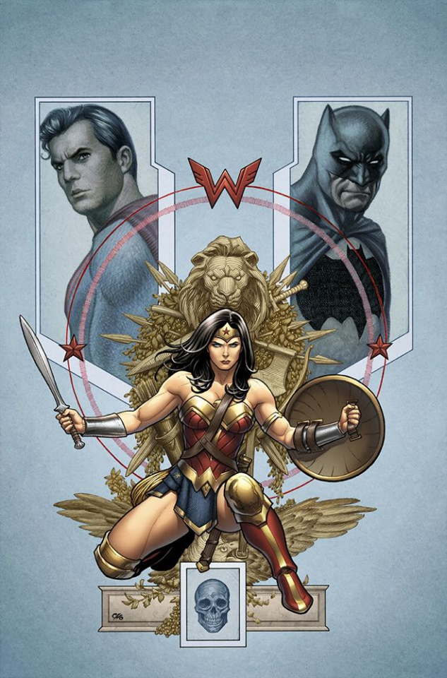 Trinity #2 (Variant Cover)
