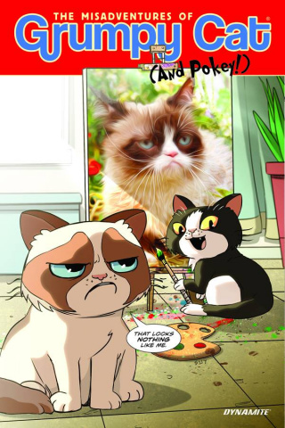 The Misadventures of Grumpy Cat Vol. 1