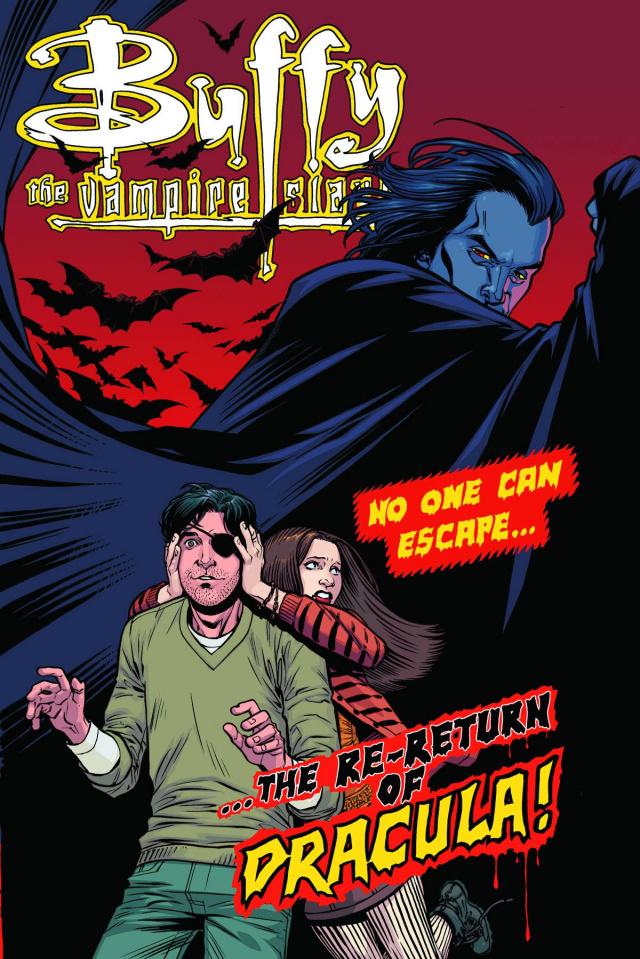 Buffy the Vampire Slayer, Season 10 #3 (Isaacs Cover)
