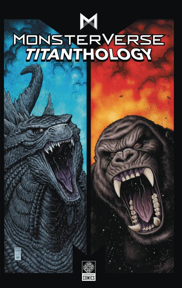 MonsterVerse: Titanthology Vol. 1