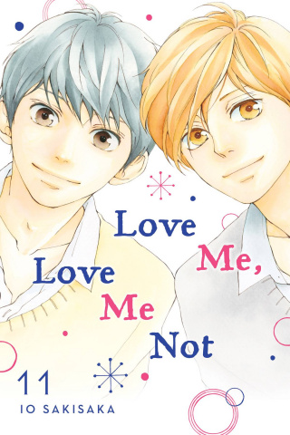 Love Me, Love Me Not Vol. 11