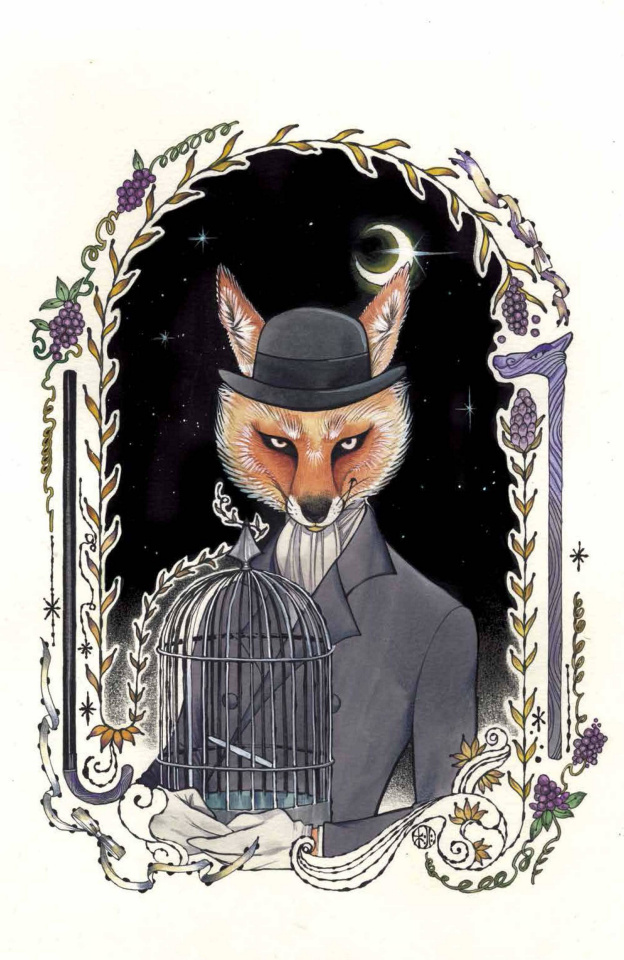The Storyteller: Tricksters #3 (25 Copy Cover)