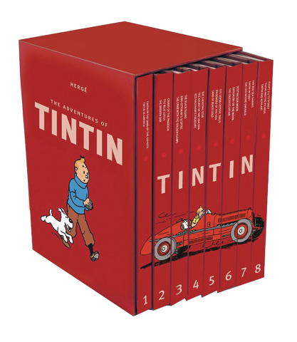 The Adventures of Tintin (Complete Collection Set)