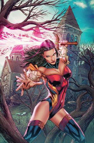 Grimm Fairy Tales #41 (Vitorino Cover)