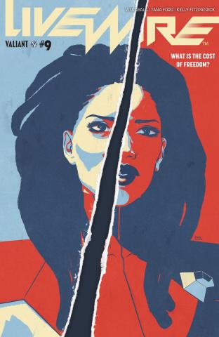 Livewire #9 (Allen Cover)