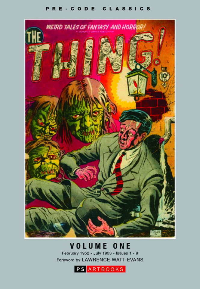 The Thing! Vol. 1
