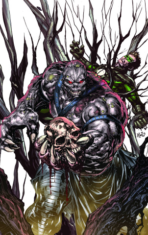 Earth 2 #15.2: Solomon Grundy